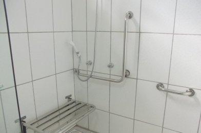 banho adaptado