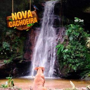 Você já conhece a Cachoeira Secreta?
