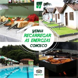 VENHA RECARREGAR AS ENERGIAS CONOSCO